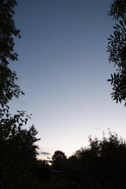 Ciel levant - Charles Vicarini