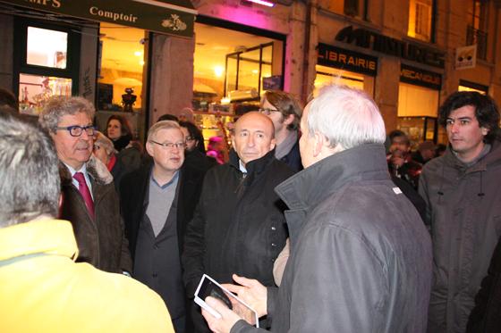 Inauguration-4-décembre-2013---Démonstrateur-éclairage-commerce,-rue-ancienne-Préfecture,-Lyon,-France---Photo5-Vincent-Laganier