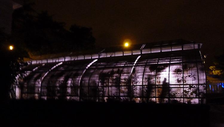 Jardin des Plantes, Nantes 2014-Serre-Photo-Jean-Baptiste-Wallers ...