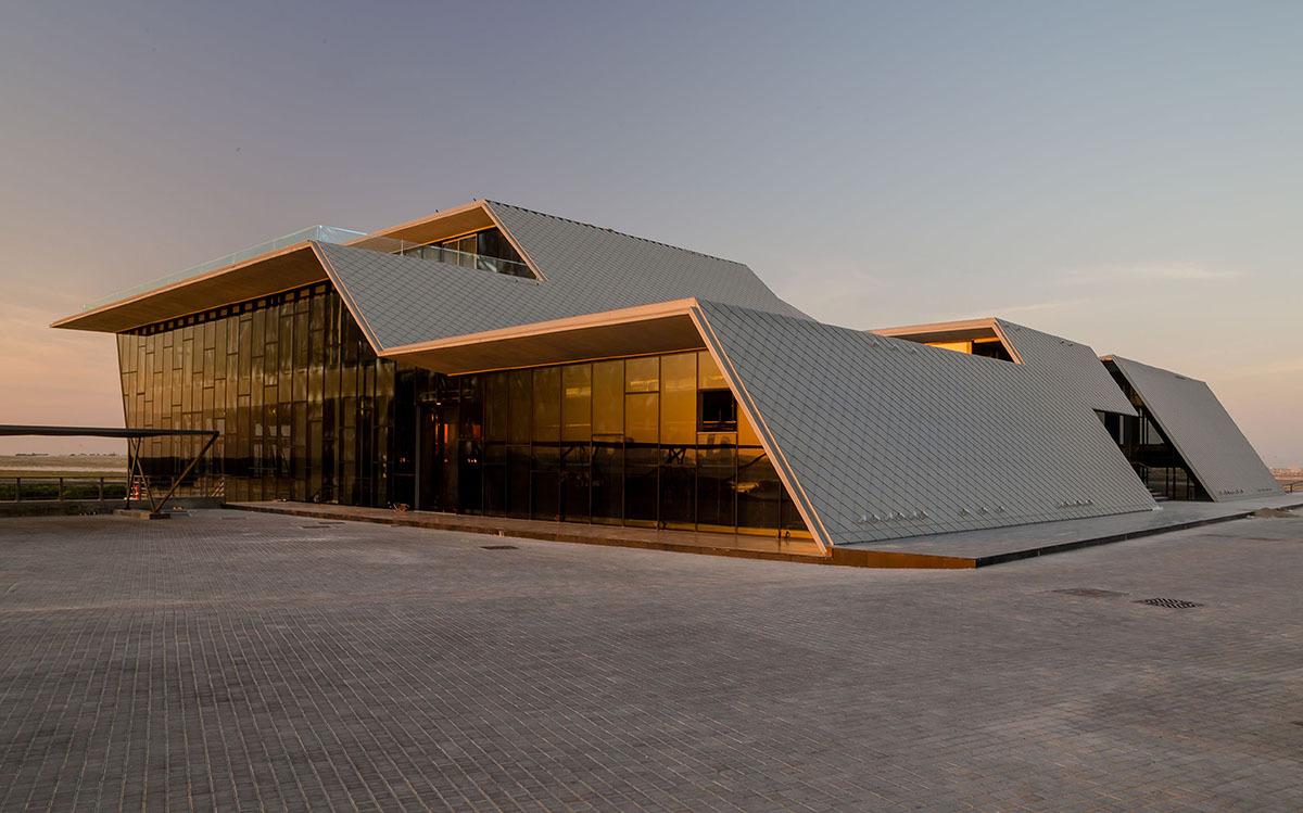 Pavillon Al Zorah Ajman Uau Architectes Annabel Karim
