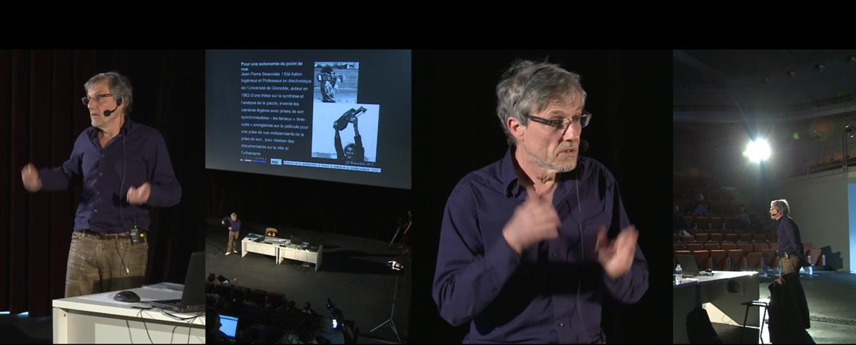 Conférence de Marc Dumas à ENSA Nantes - Retransmission en direct sur TétéNantes