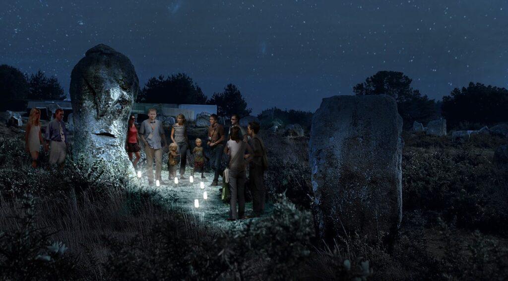 Skedanoz 2015 - Les-veillés du Menec, Carnac, France