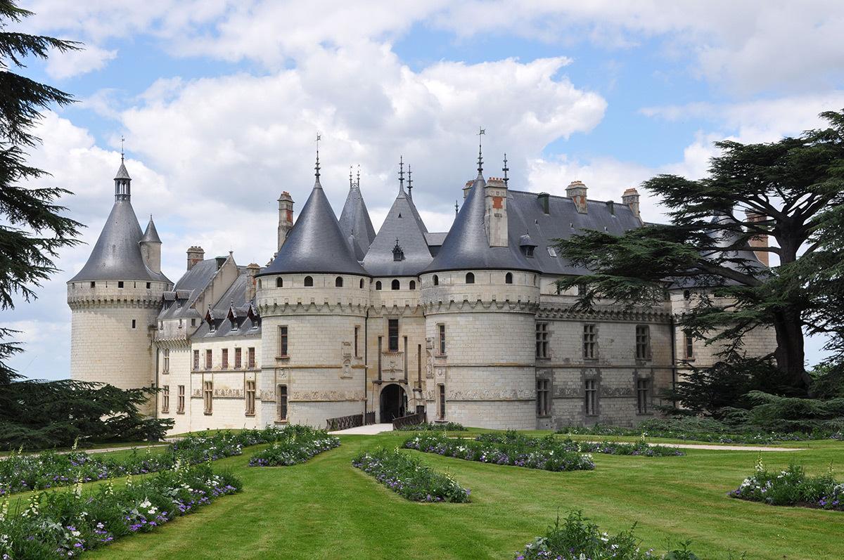 Restaurant Chateau Chaumontel