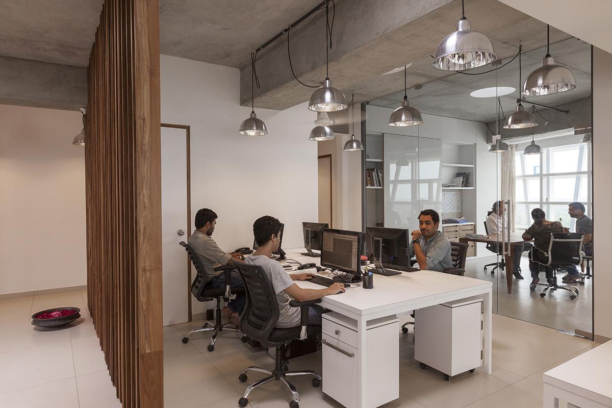 Architecture bureau design landform house a architect bureau law