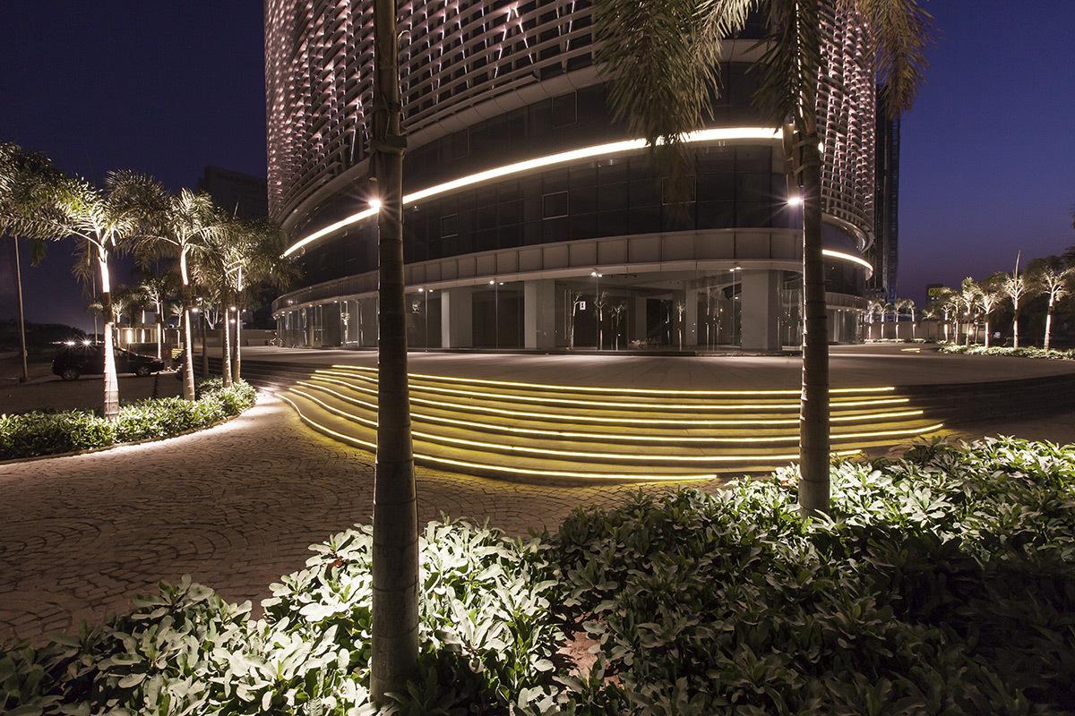 Mondeal square un espace public comme paysage light for Paysage espace