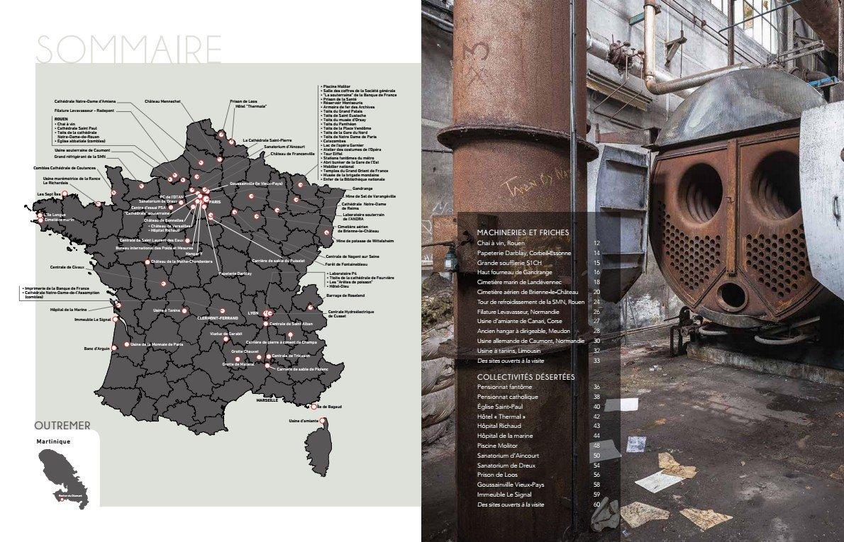 France interdite et secrete - extrait 2 © Dakota