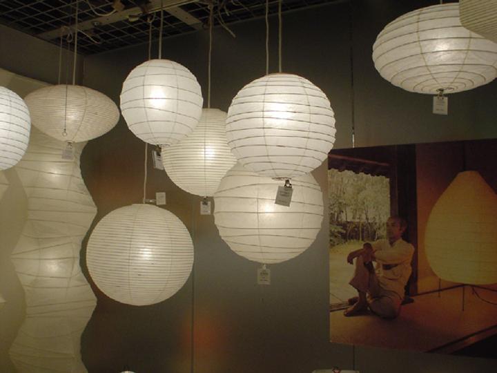 Lampe Akari Isamu Noguchi Lamp Design Ideas
