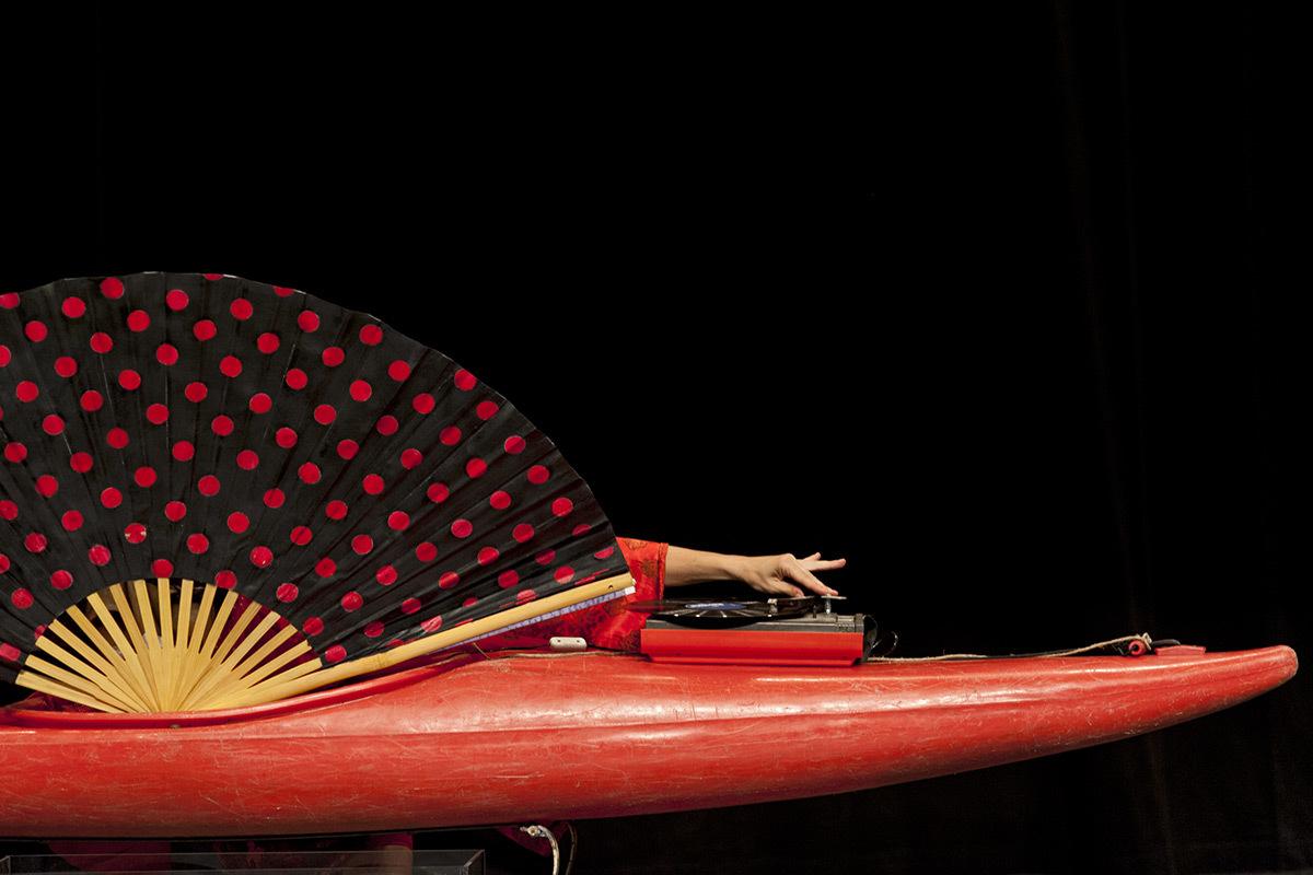 Une cArMen en Turakie - Turka Theatre - creation 2015 © Romain Etienne - Item