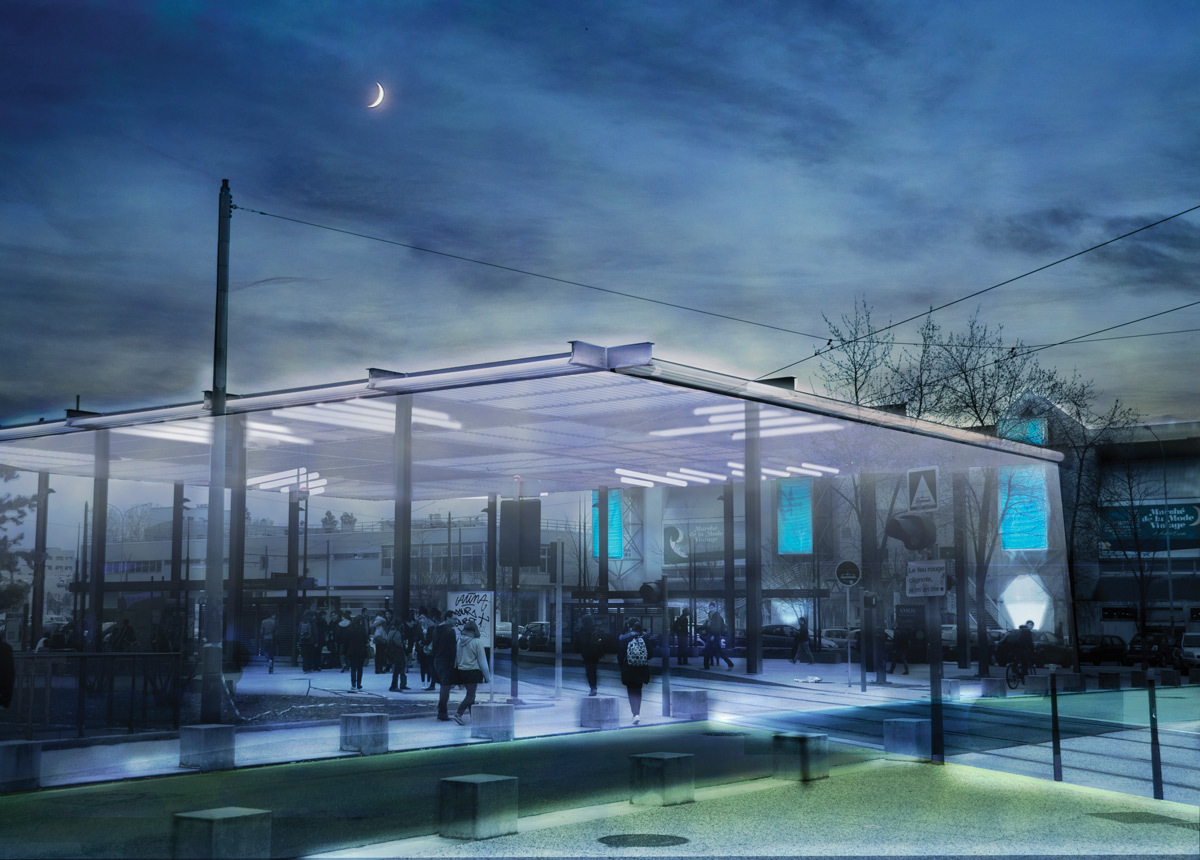 Campus fran ais espaces d 39 opportunit s pour un for Garage du tram villeurbanne