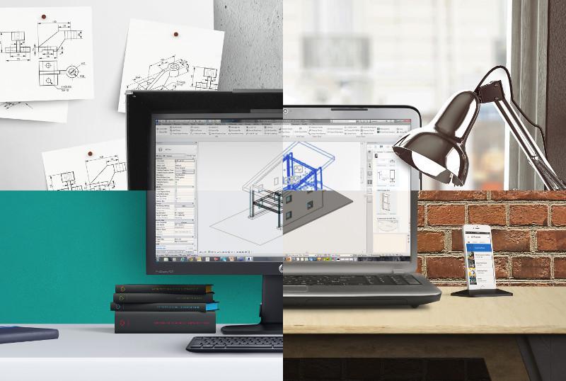 Image du logiciel A360 Collaboration pour Revit © Autodesk