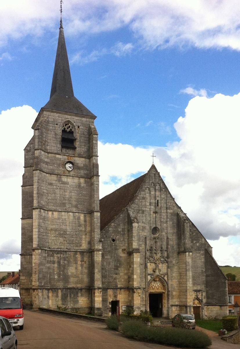 Cathédrale de la Puisaye, Treigny (89) - Image : Thomas-Klug