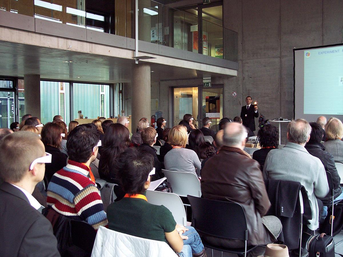 Light Symposium Wismar 2014 - le colloque