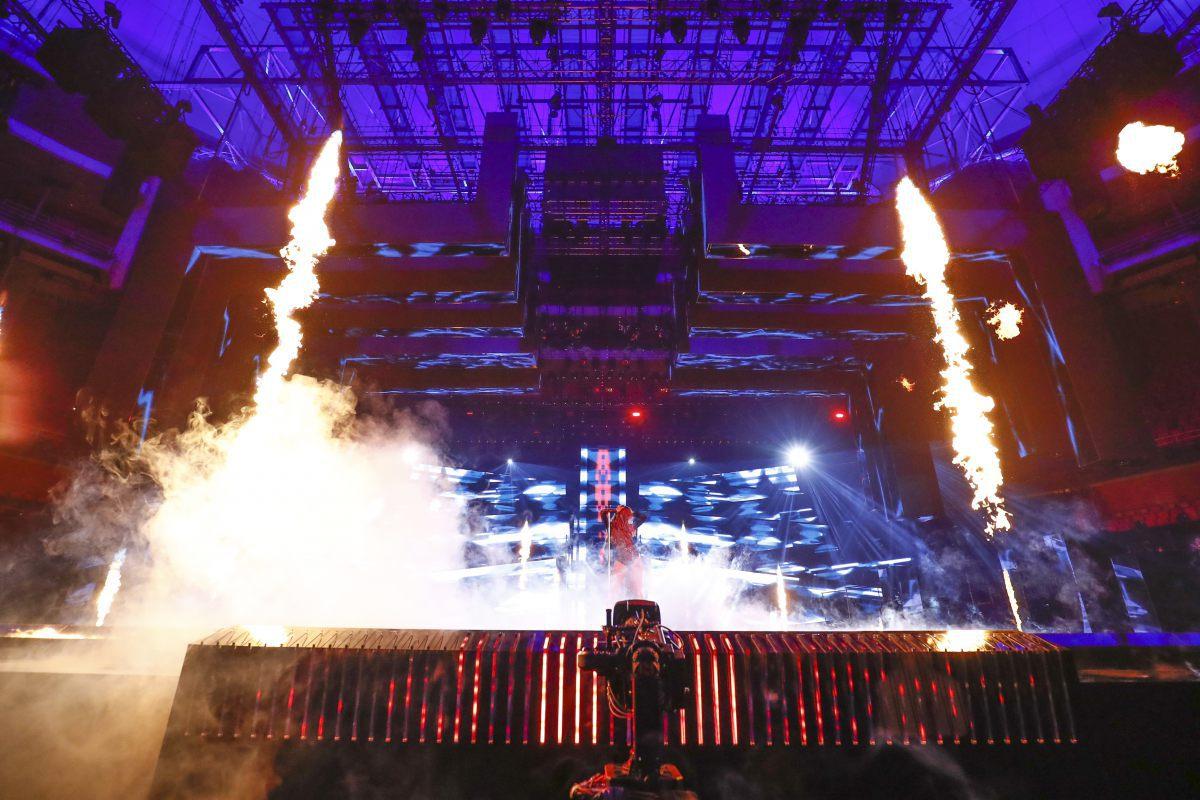 Eurovision 2016, Stockholm Globe Arenas, Suede © Andres Putting (EBU)