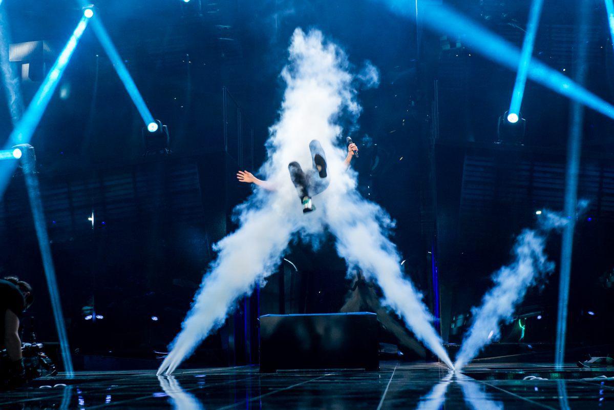 Eurovision 2016, Stockholm Globe Arenas, Suede © Anna Velikova (EBU)