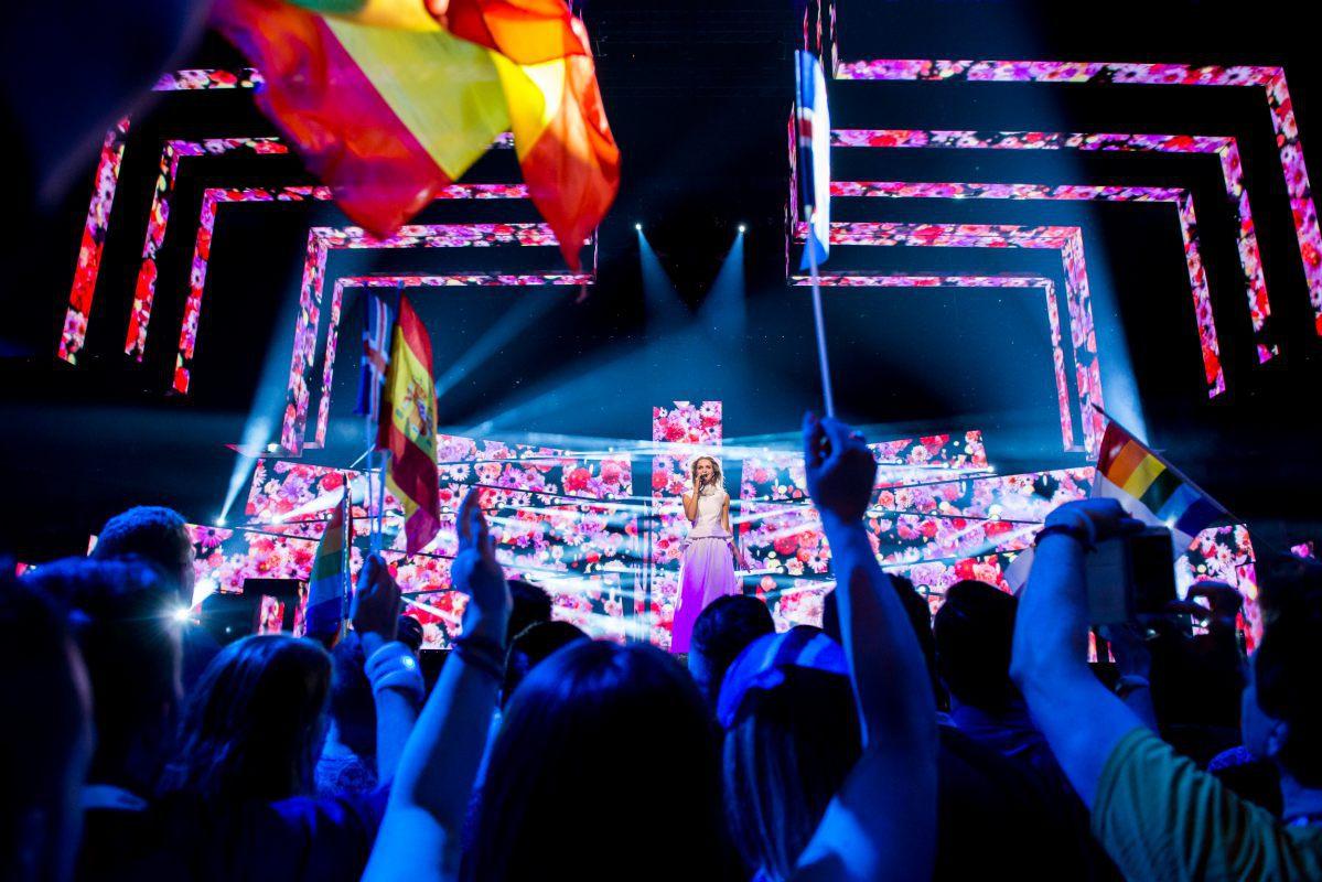 Eurovision 2016, Stockholm Globe Arenas, Suede © Anna Velikova (EBU) (5)
