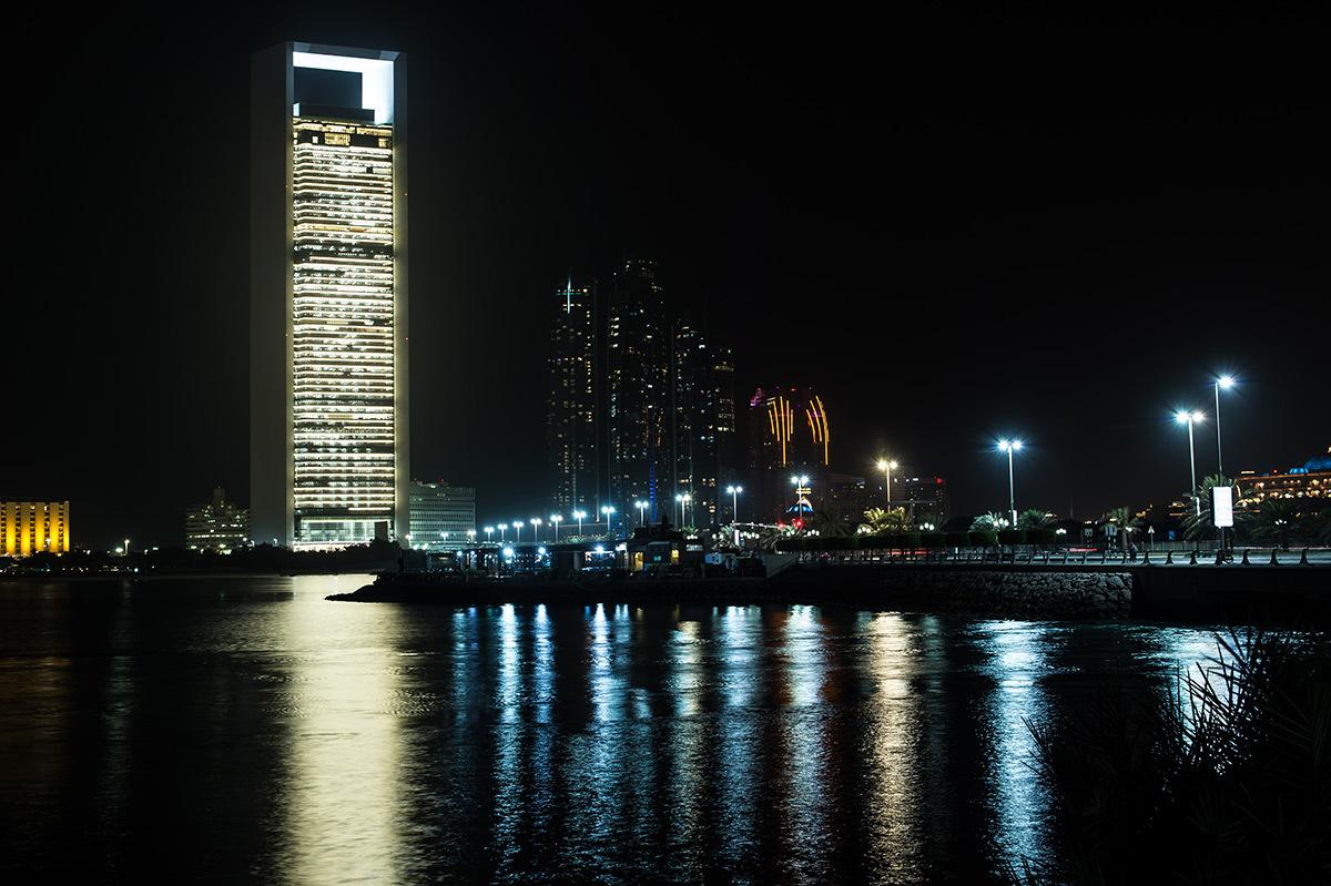 ADNOC Building, Abu Dhabi, UAE - Architecte : HOK - Octobre 2016 - Photo : Lotfi Hamrouni