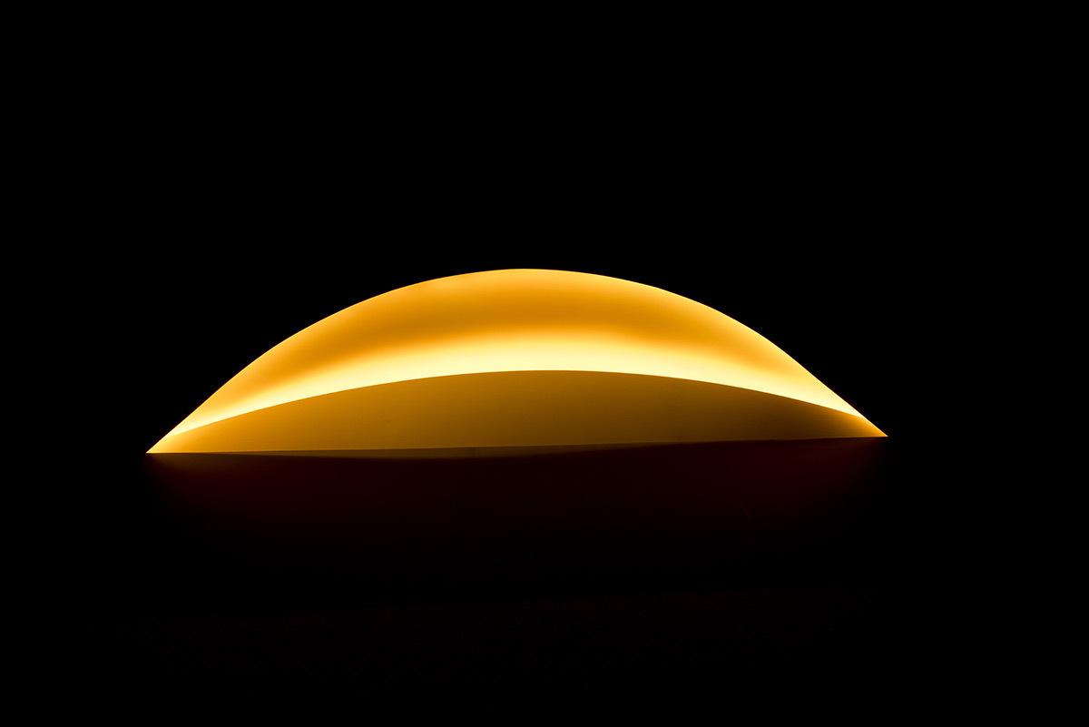 Atardeceres Perfectos - Sublimes couchers de soleils, Santiago, Chili - Artiste : Macarena Ruiz-Tagle - Conceptrice lumiére et photo : Paulina Villalobos, Diav Lighting