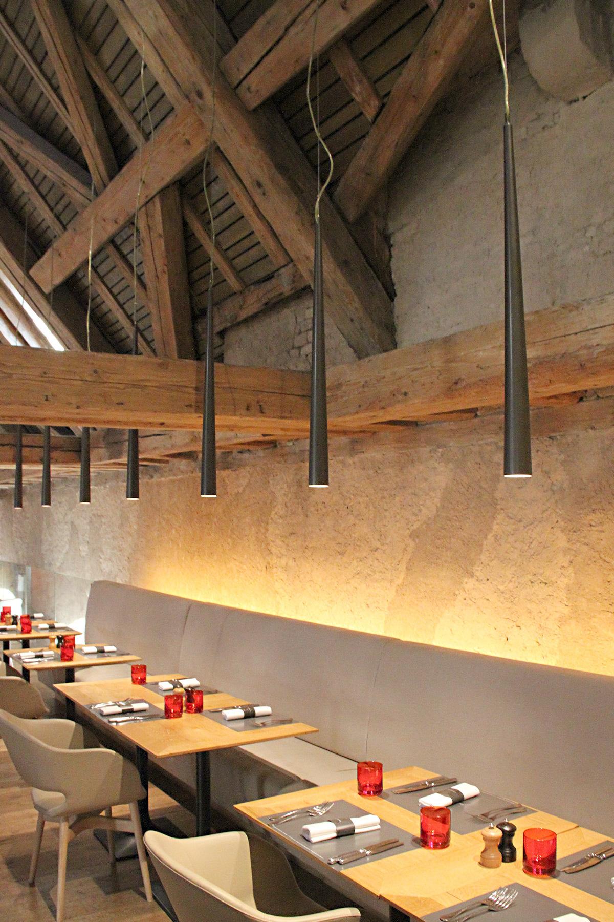 Brasserie des Haras de Strasbourg, un espace qui respire le bien ...
