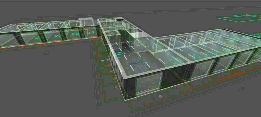 dialux evo gestion des textures et mat riaux light zoom lumi re le portail de la lumi re. Black Bedroom Furniture Sets. Home Design Ideas