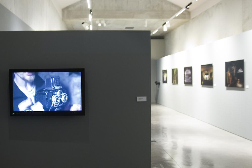 Chorégraphies nocturnes, exposition 2017 - La Maison Bergès – musée de la houille blanche © Jadikan