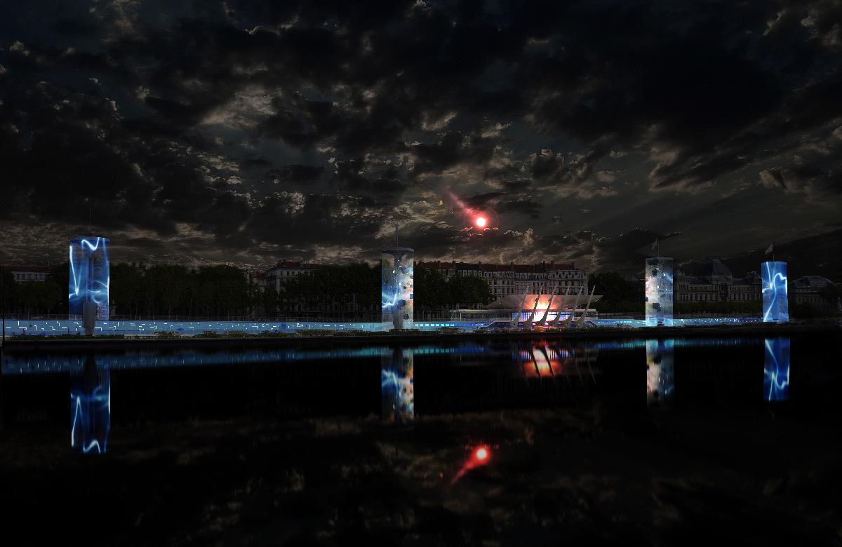 F te des lumi res 2017 les valeurs s res de l 39 v nement light zoom lumi re le portail de - Nocturne foire de lyon 2017 ...