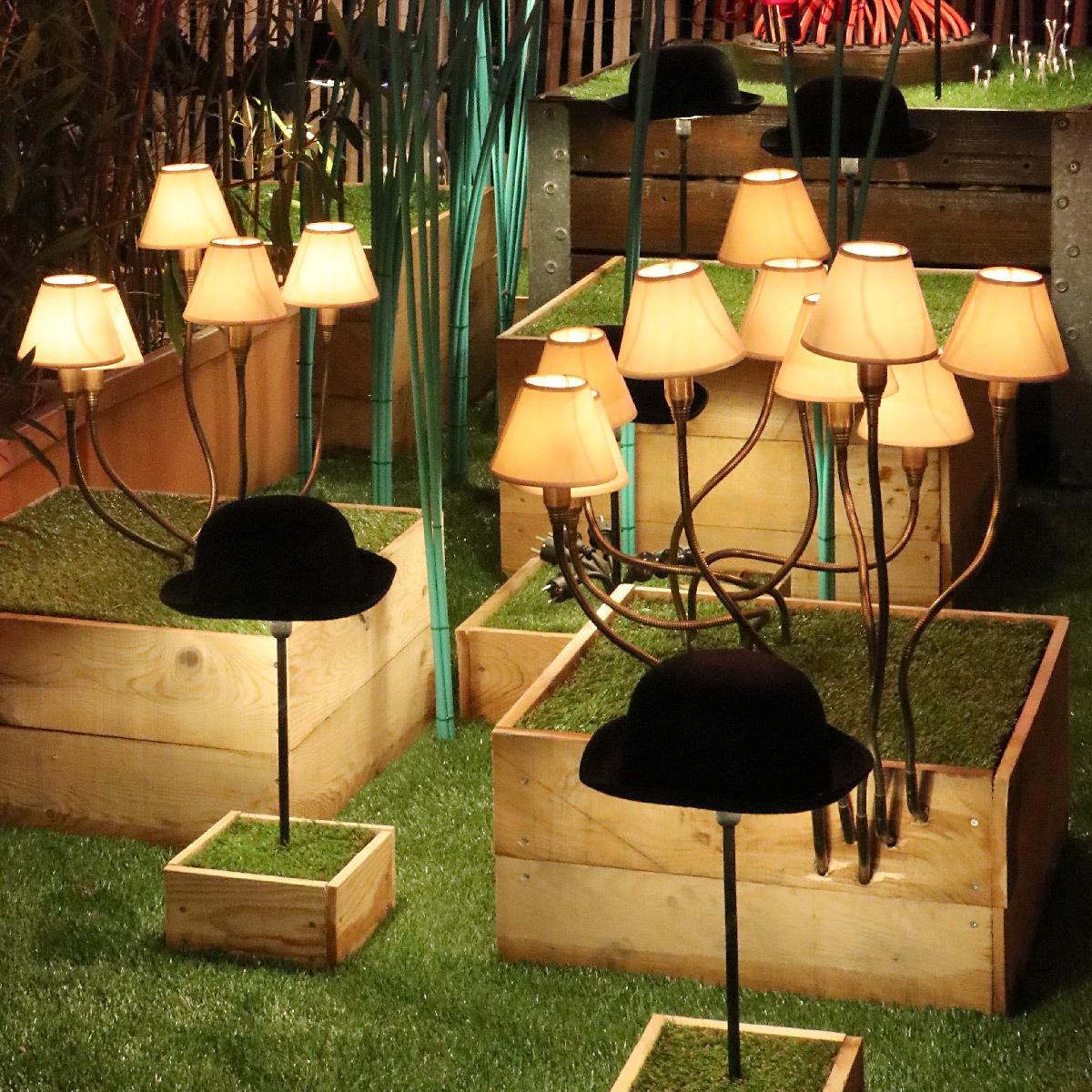 Tilt un jardin extraordinaire place bellecour lyon for Conception jardin lyon