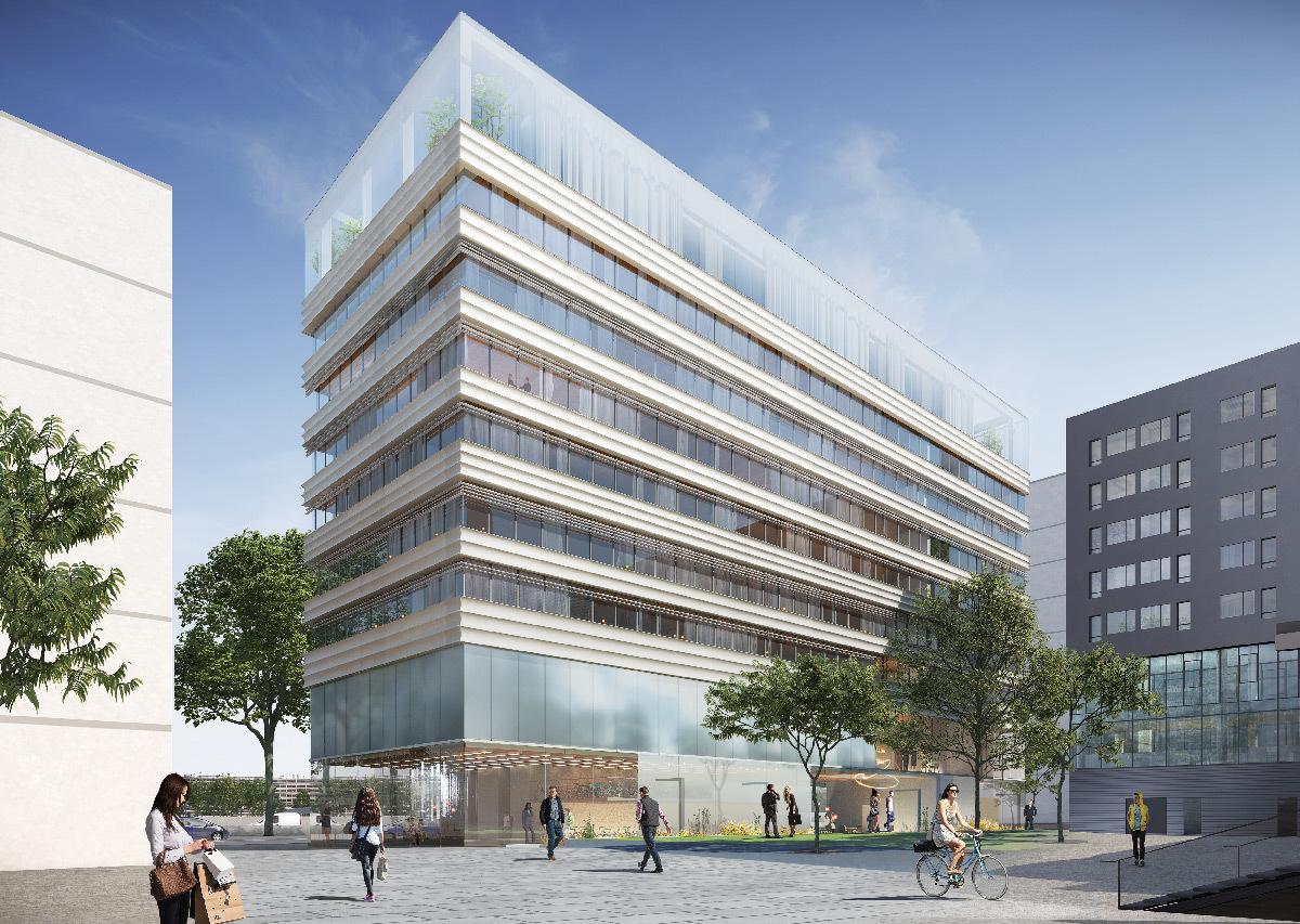Lumen la cit de la lumi re implantation lyon en 2020 for Delmas architecte
