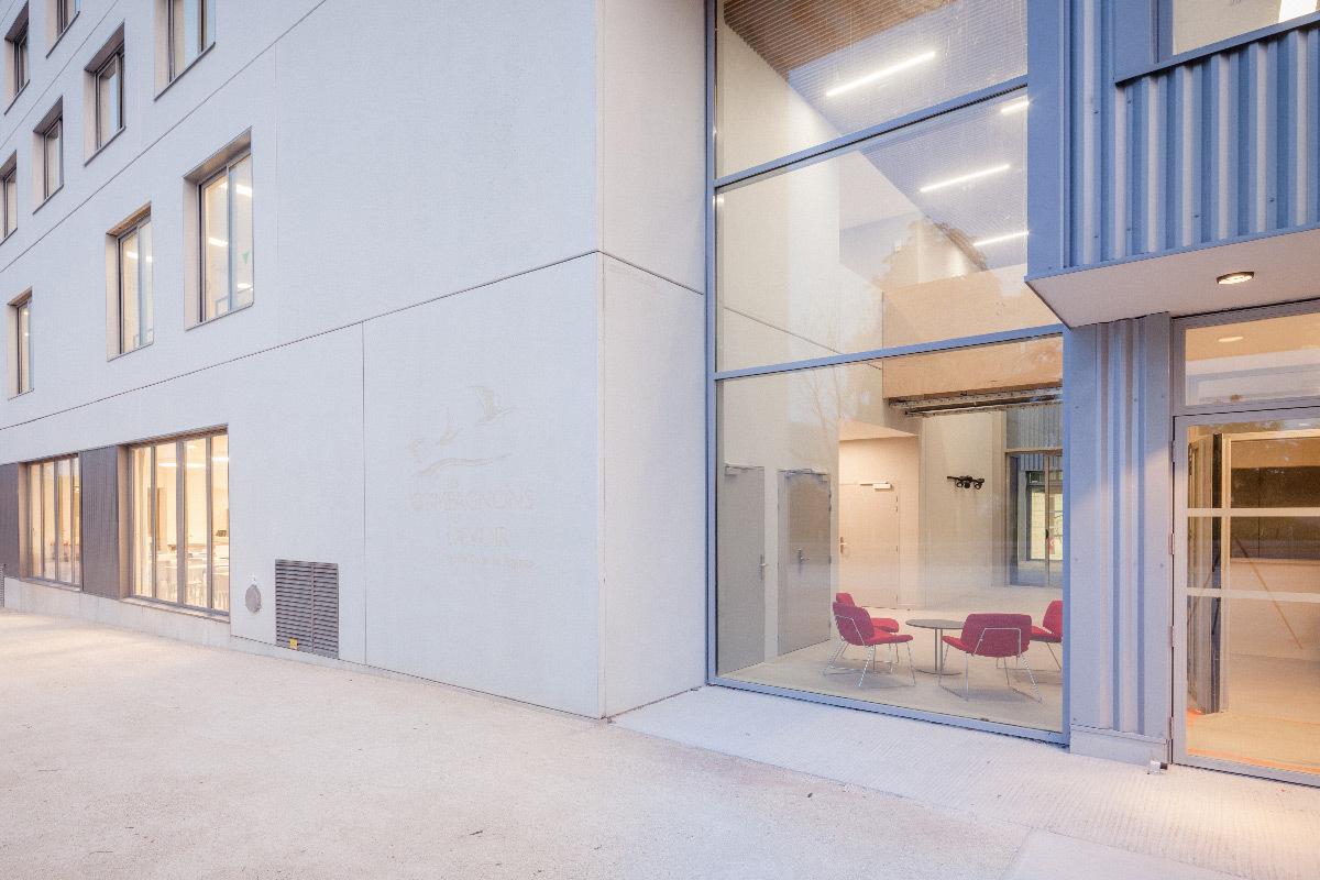 maison des compagnons paris ventana blog. Black Bedroom Furniture Sets. Home Design Ideas