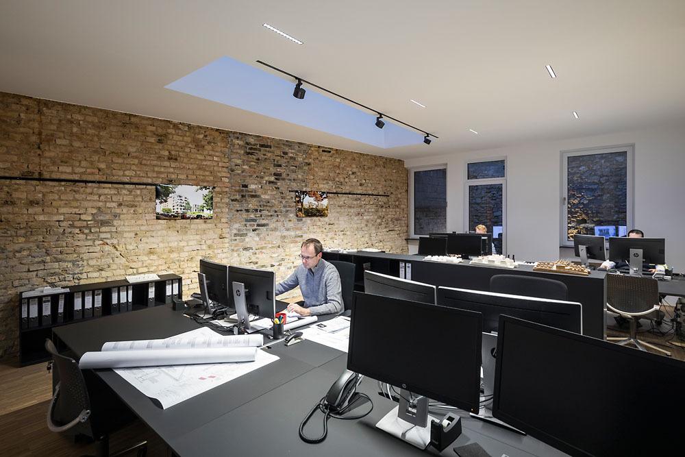 Eclairage de bureaux de qualité quels critères prendre en compte