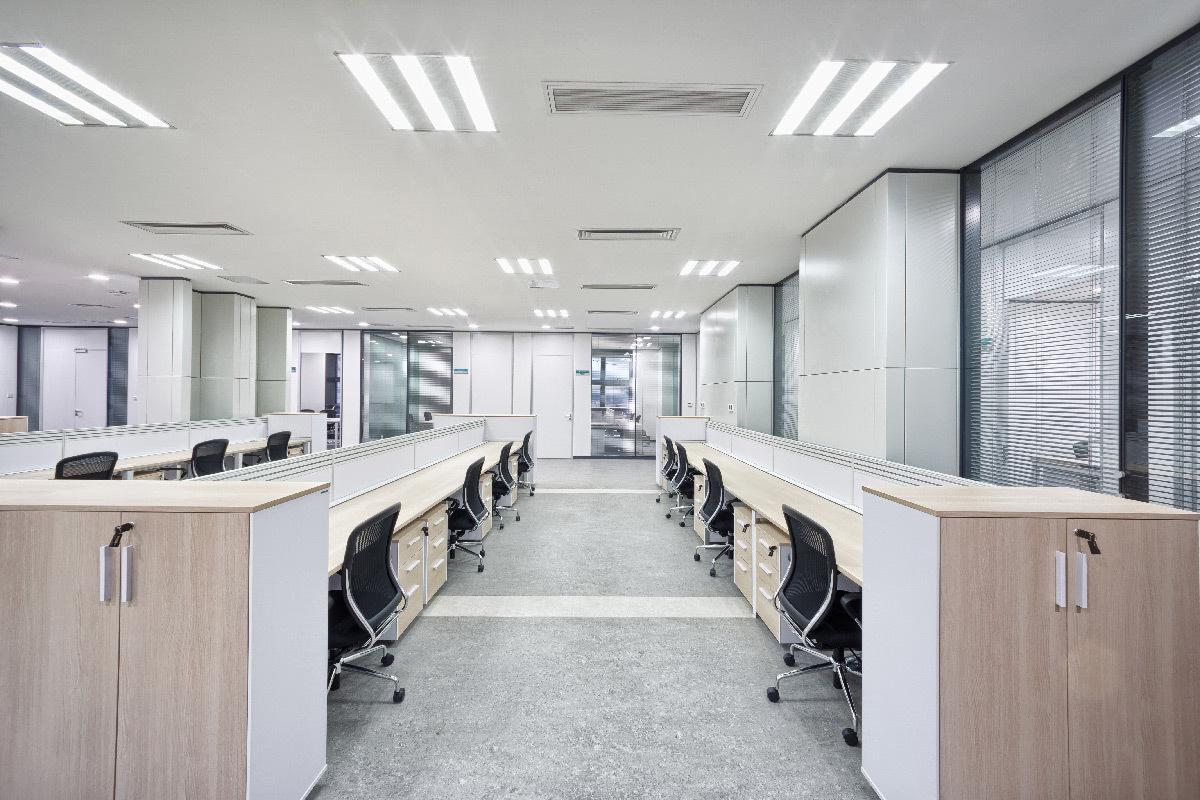 Eclairage des bureaux état des lieux de l ergonomie en france